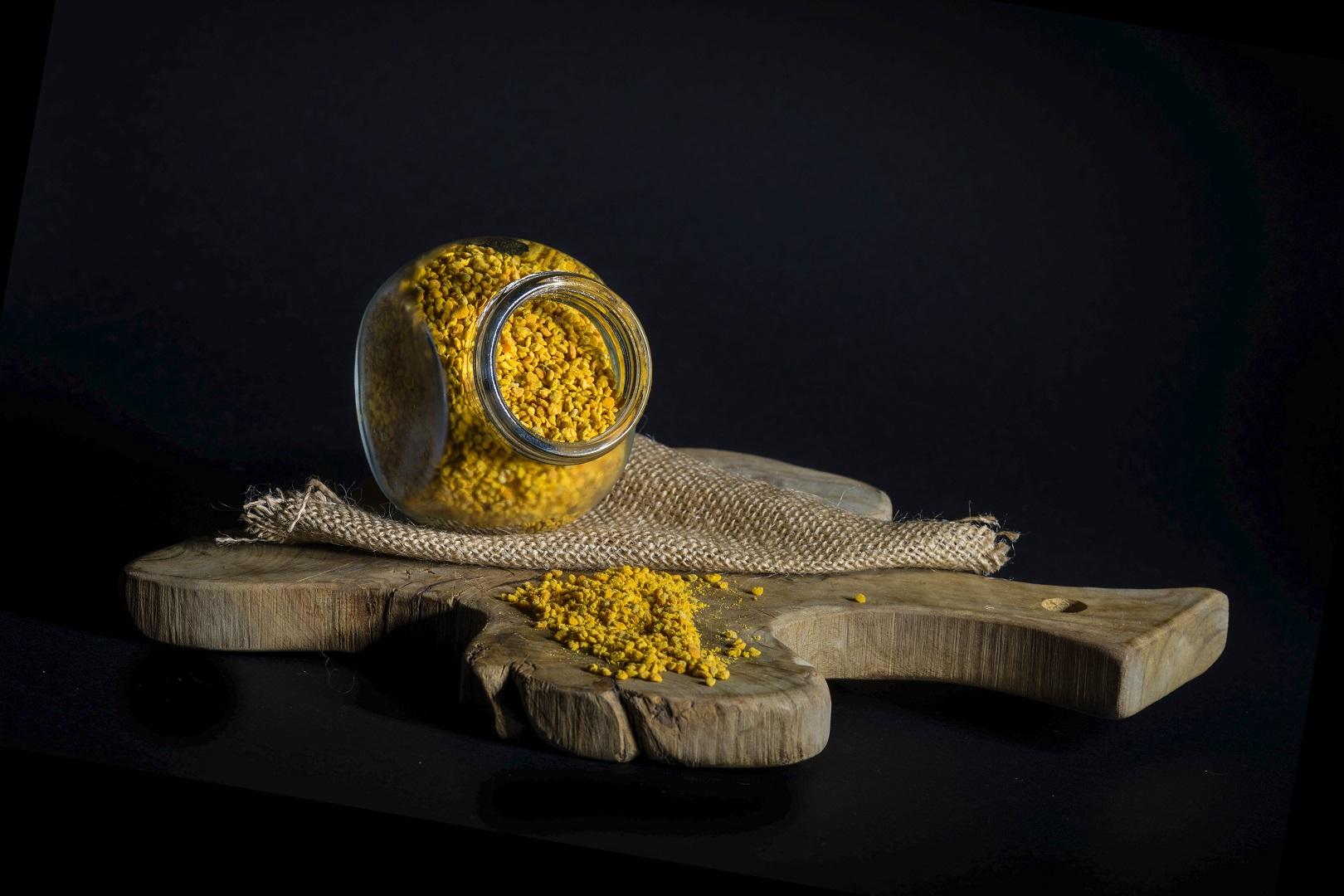 Apicoltura Artemide Polline Composizione